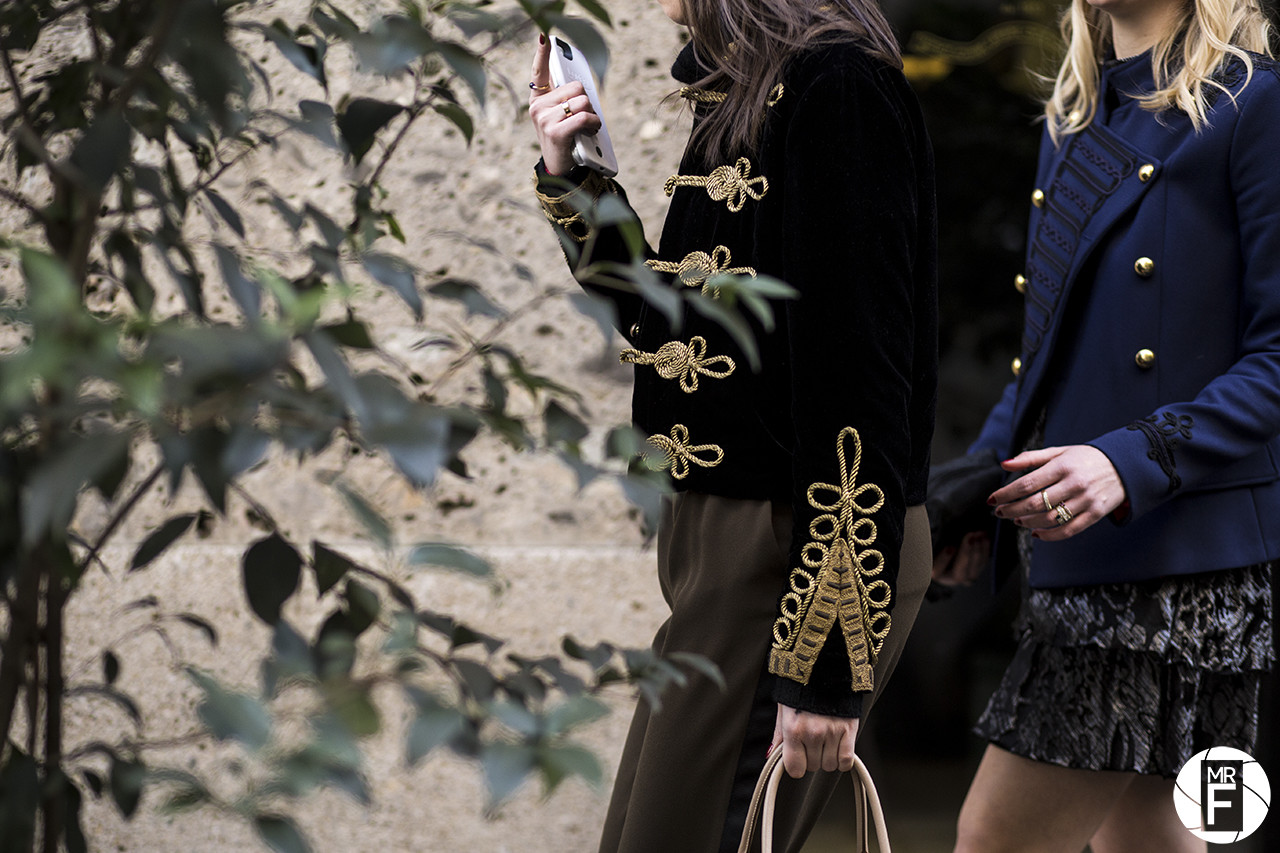 Before Dolce&Gabbana – Milan Fashion Week F/W17
